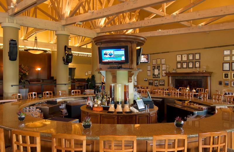 Bar at Villas of Grand Cypress.