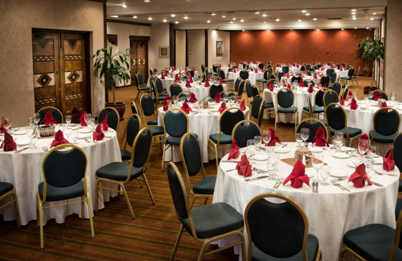 Event facilities at Hotel Santa Fe