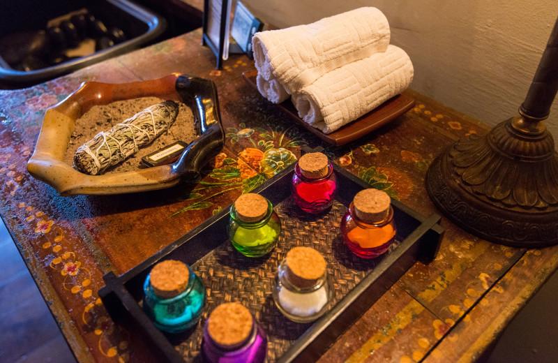 Spa treatments at Inn and Spa at Loretto.
