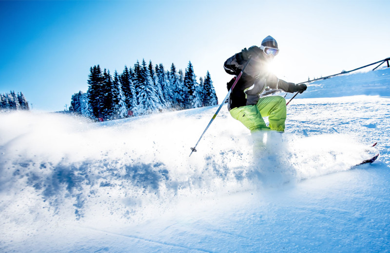 Ski at Railey Vacations.