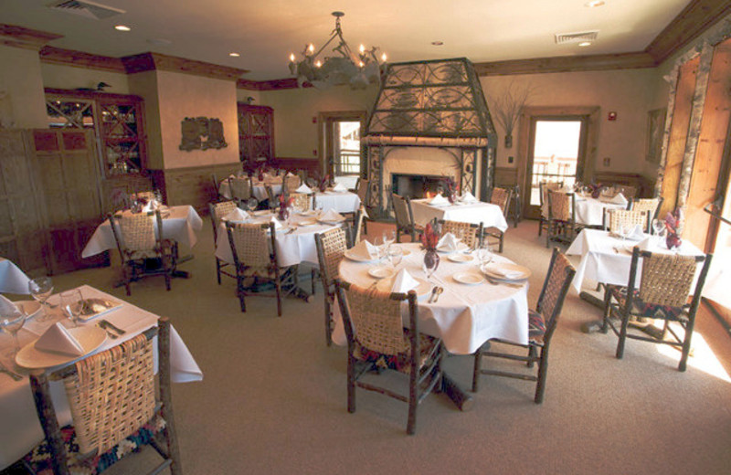 Restaurant at The Lodge at Buckberry Creek