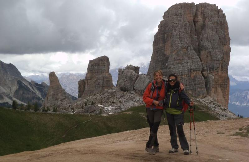 Hiking at Hotel Ca' del Bosco.