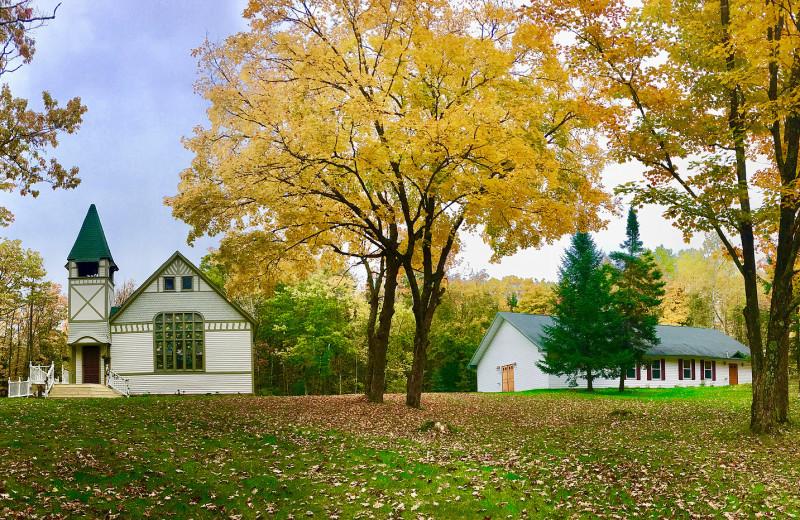 Chapel at Hanging Horn Lakeside Resort.