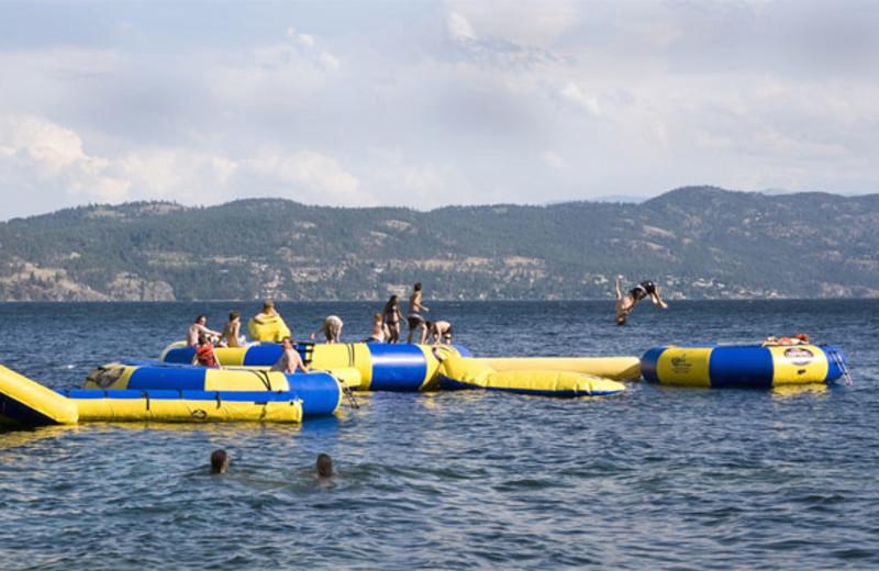 Exciting activities on Lake Okanagan