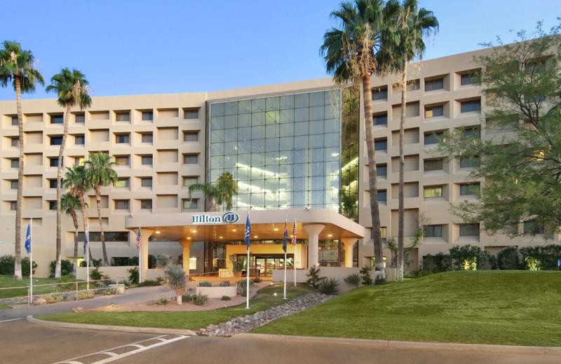 Exterior view of Hilton Tucson East.