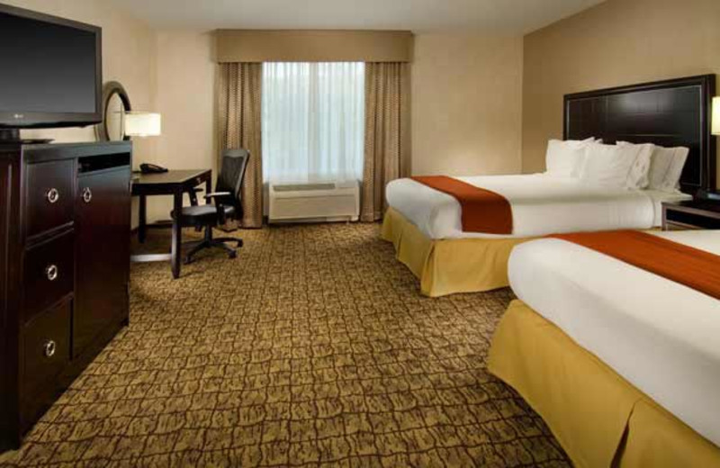 Two Queen Room at Holiday Inn Express Alexandria
