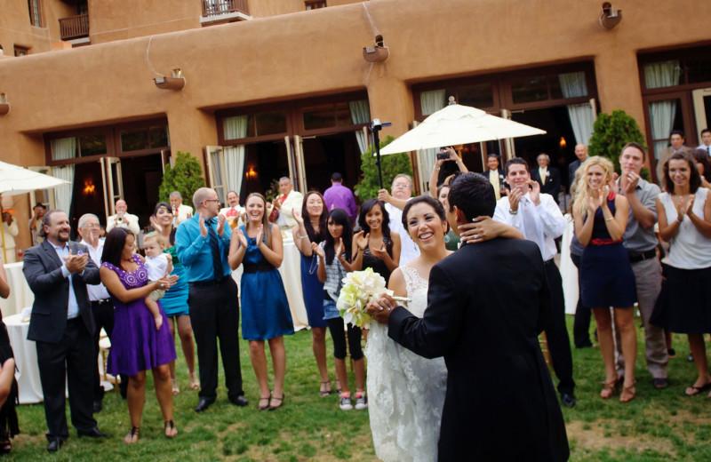Weddings at Inn and Spa at Loretto.