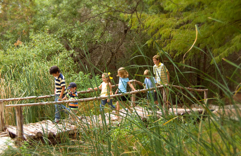 Hikes at Omni Barton Creek Resort & Spa.