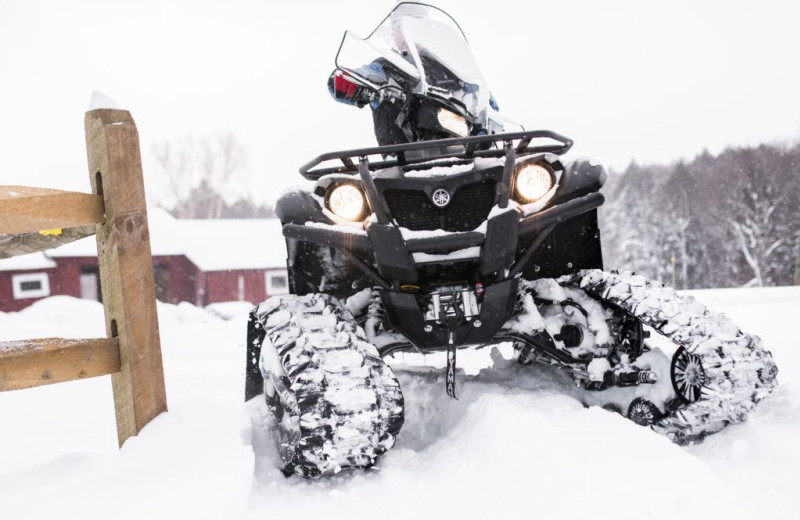 Grooming the Nordic Trails