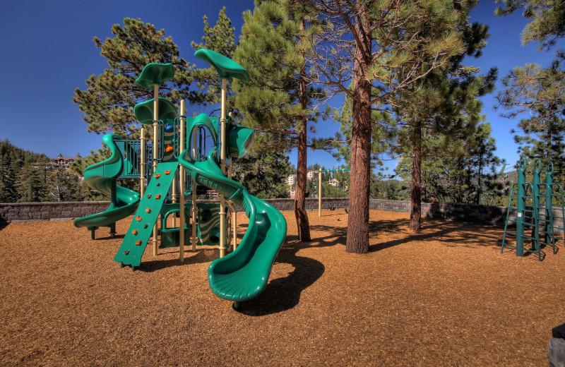 Children's playground at The Ridge Resorts.