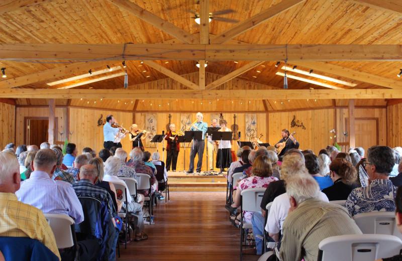 Concert at Quinn's Hot Springs Resort