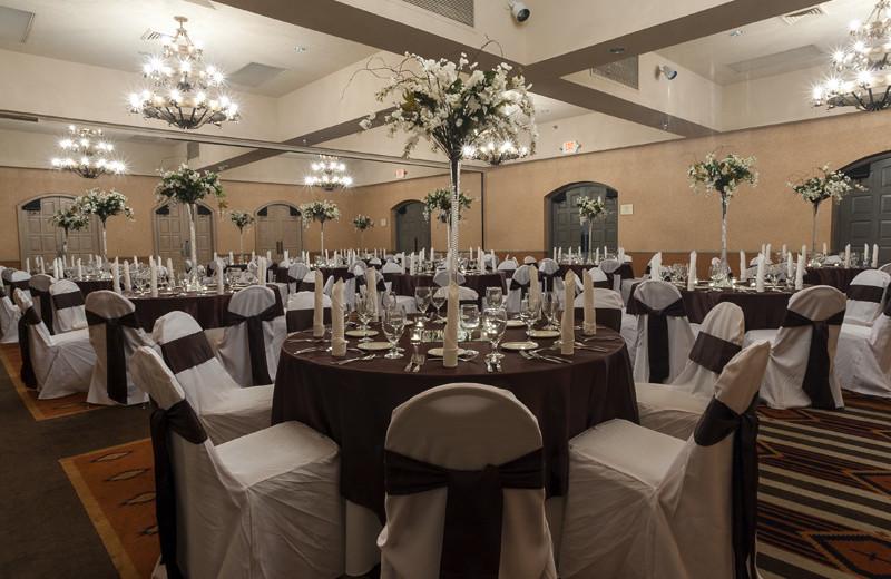 Weddings at The Lodge at Santa Fe.