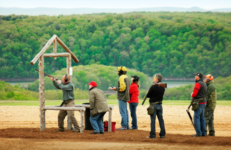 Shooting Academy at Big Cedar Lodge