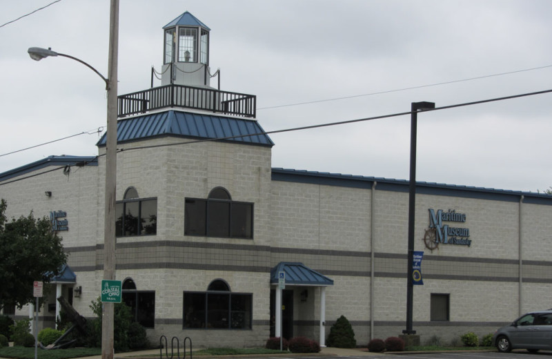Sandusky Maritime Museum near Maui Sands Resort & Indoor Waterpark.