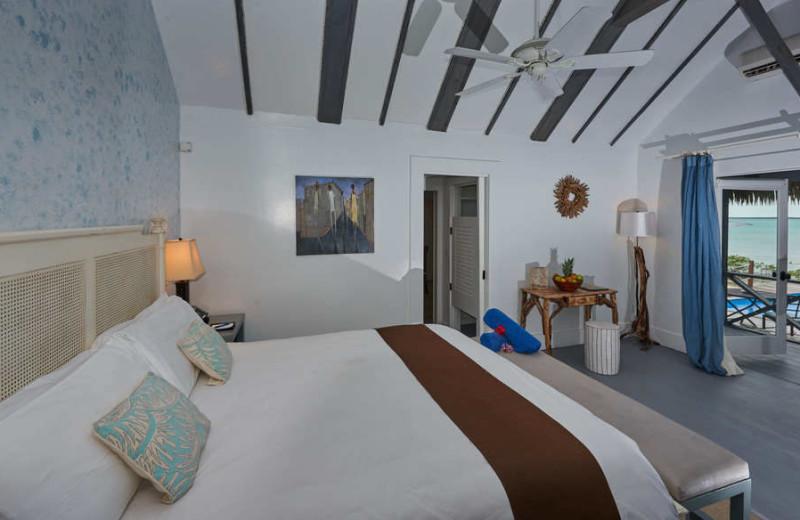Guest room at Tiamo Resorts.