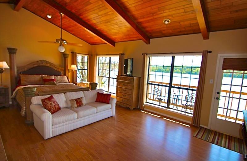 Llano Vista Master Bedroom 2 with King