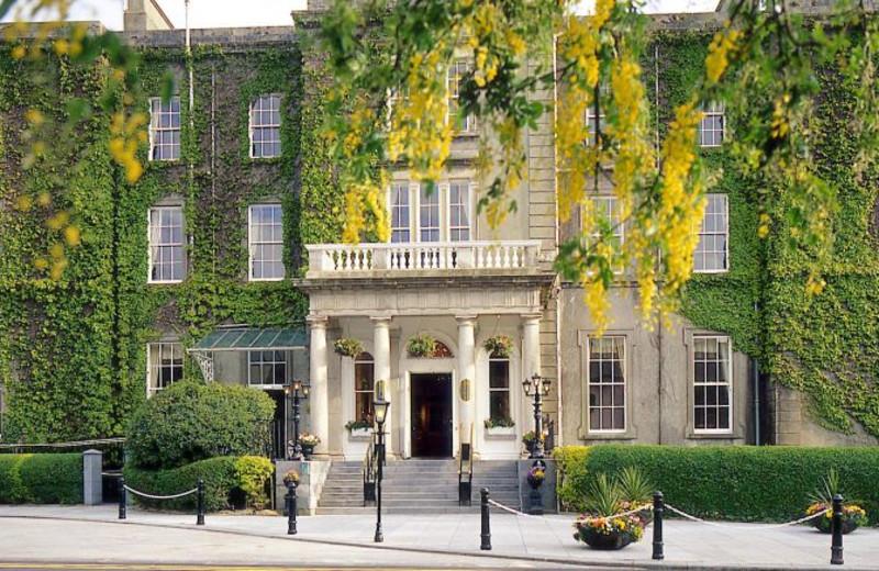 Exterior view of Malton Hotel Leisure Centre.