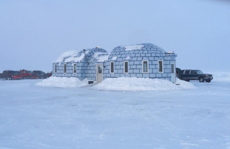 Exterior view of Zippel Bay Resort