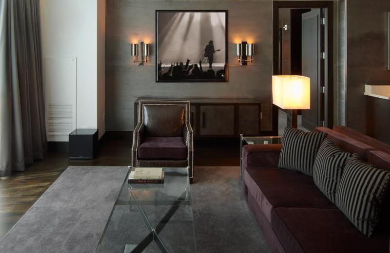 Suite Interior at Hard Rock Hotel