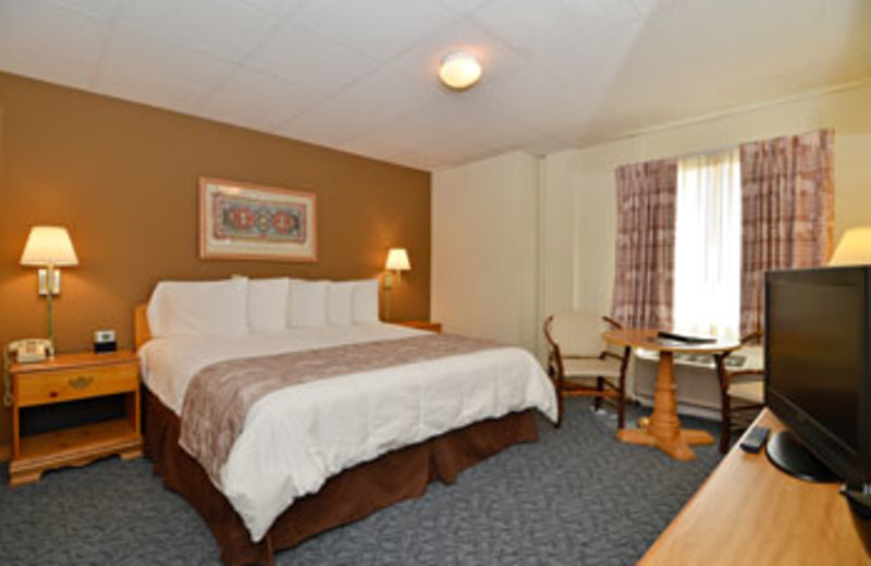 Guest Room at Stage Coach Inn