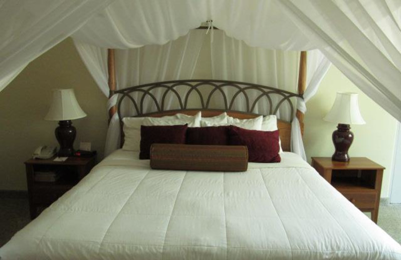 Bridal Suite at Olympia Resort.