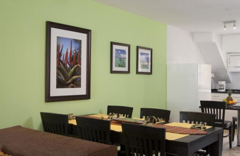 Guest room at Amsterdam Manor Beach Resort.