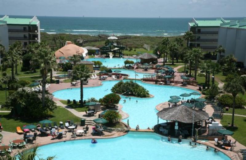 Aerial View of Port Royal Ocean Resort
