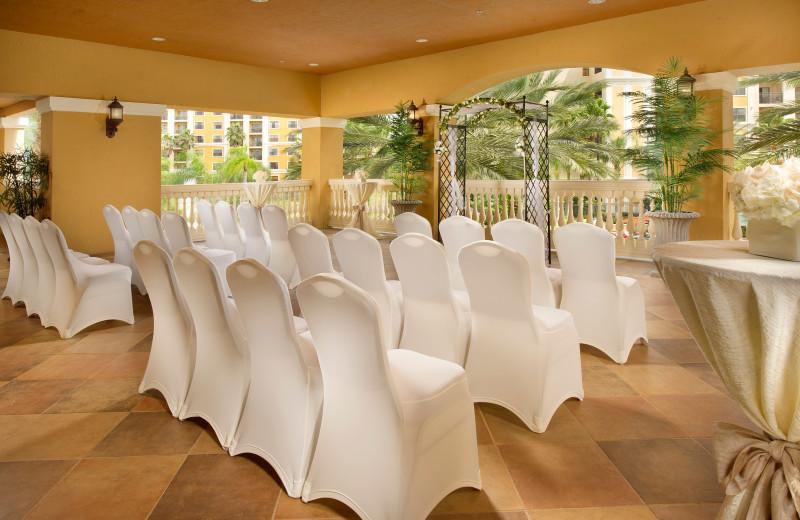 Wedding at Floridays Resort Orlando.