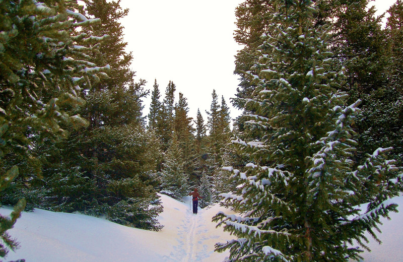 Lose yourself in the mountains.  Get away from it all and take in the beauty of Breckenridge.