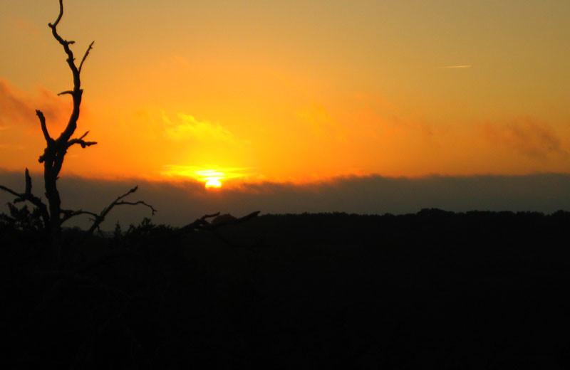 Sunset View at Stablewood Springs Resort