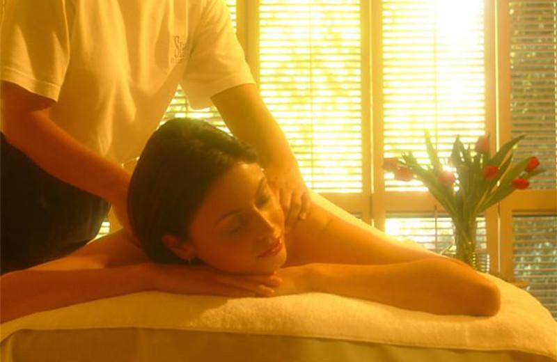Spa Massage at Marriott Desert Springs Resort