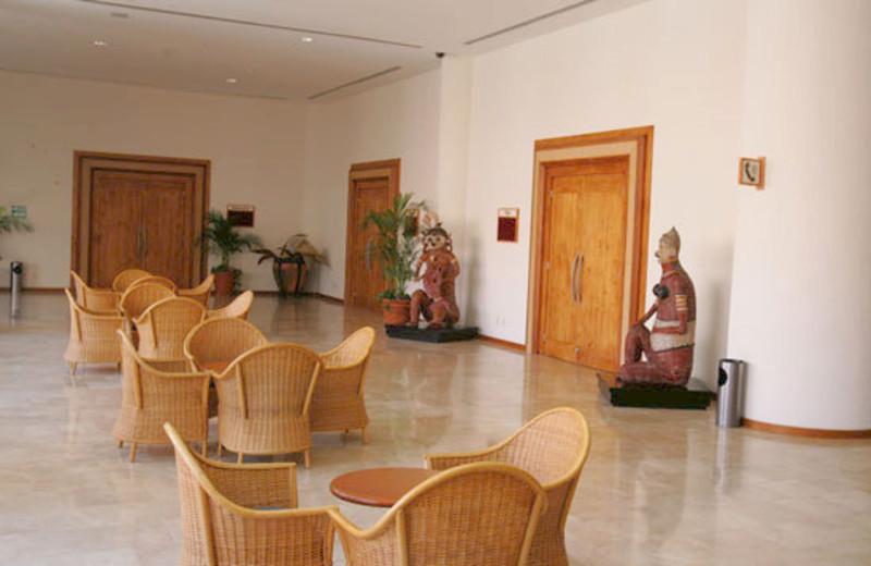 Sitting Area at Hola Grand Faro Los Cabos