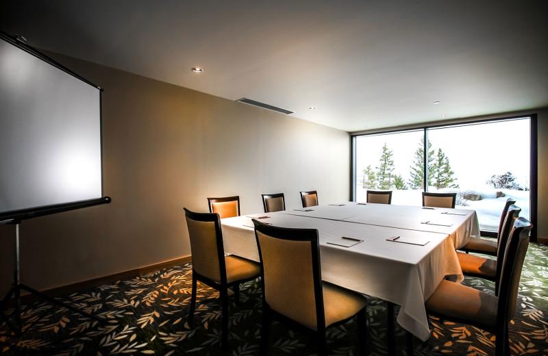 Meetings at Sparkling Hill Resort.