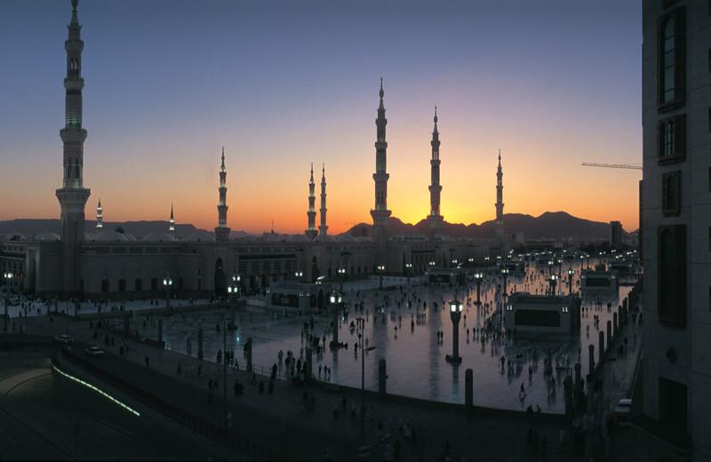 View from Medina Oberoi.