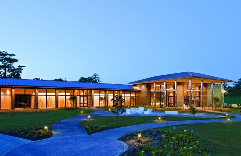 Spa exterior at La Torretta Lake Resort & Spa.
