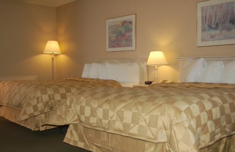 Guest Room at the Highwayman Inn & Conference Centre