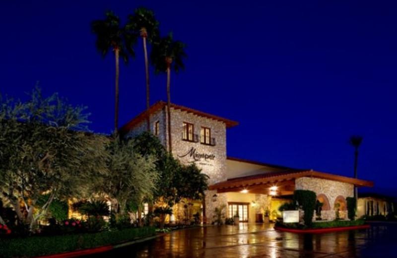 Exterior view of MiraMonte Resort & Spa.