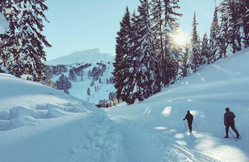 Skiing at Park City Rental Properties.