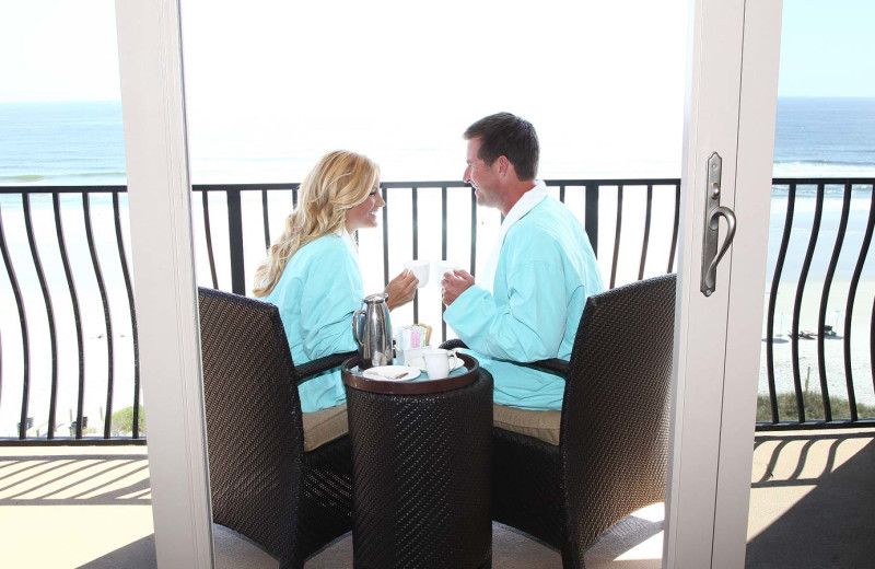 Couple at One Ocean Resort & Spa.