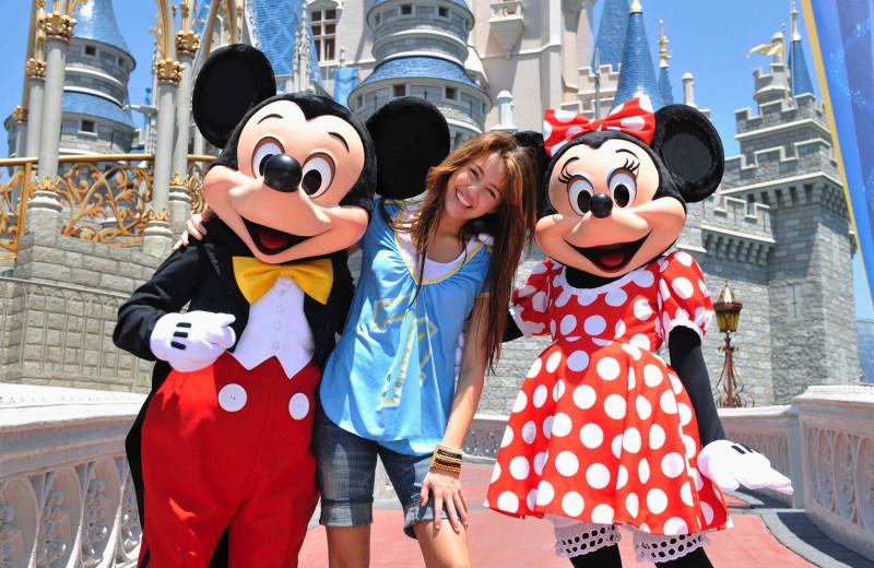 Disney World near Florint Vacations.