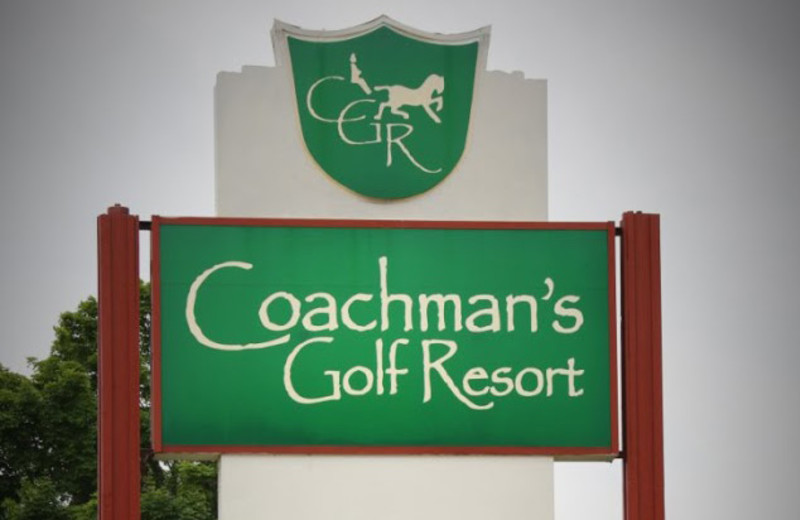 Welcome to Coachman's Golf Resort.