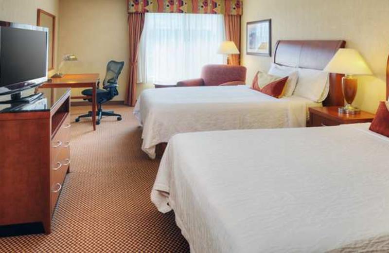 Guest Room at the Hilton Garden Inn Toronto/Burlington
