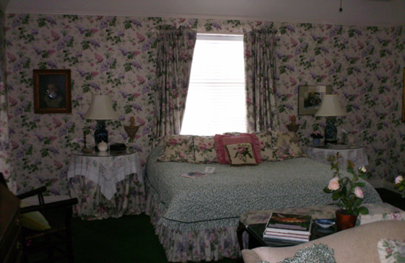 King Suite at Greencrest Manor