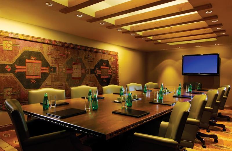 Meeting room at Eldorado Hotel.
