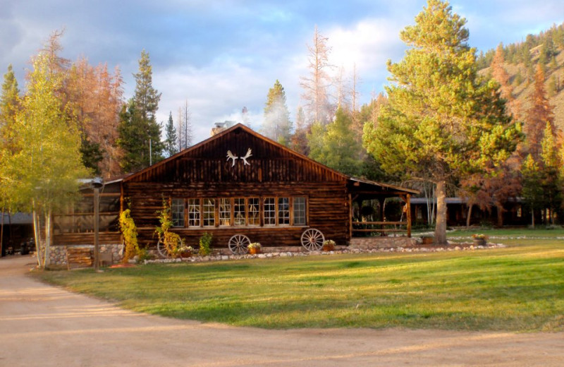 Exterior view of Rawah Ranch
