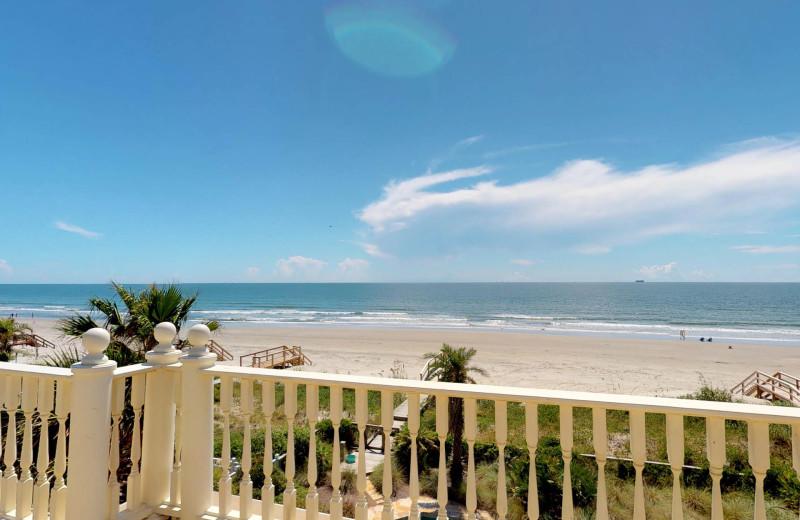 Beach view at Ocean Blvd 702.