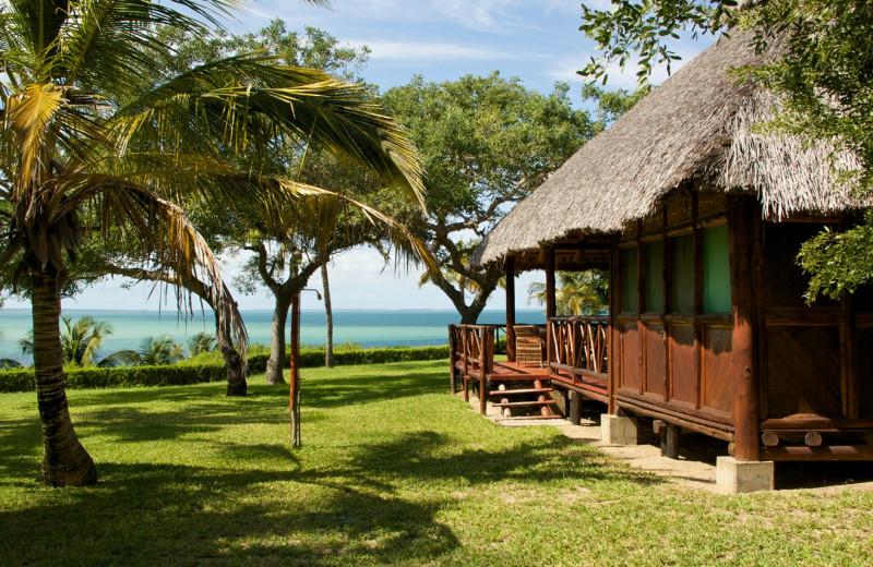 Exterior view of Archipelago Resort.