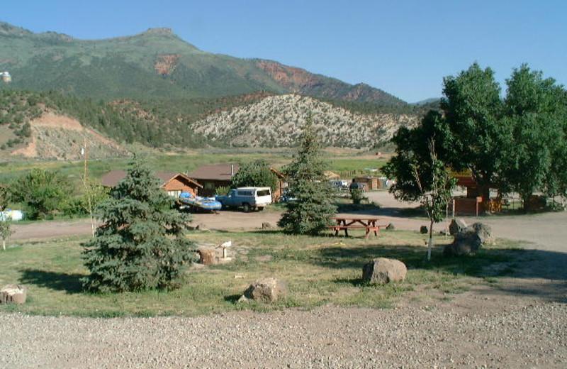 Exterior view of Rancho Del Rio.