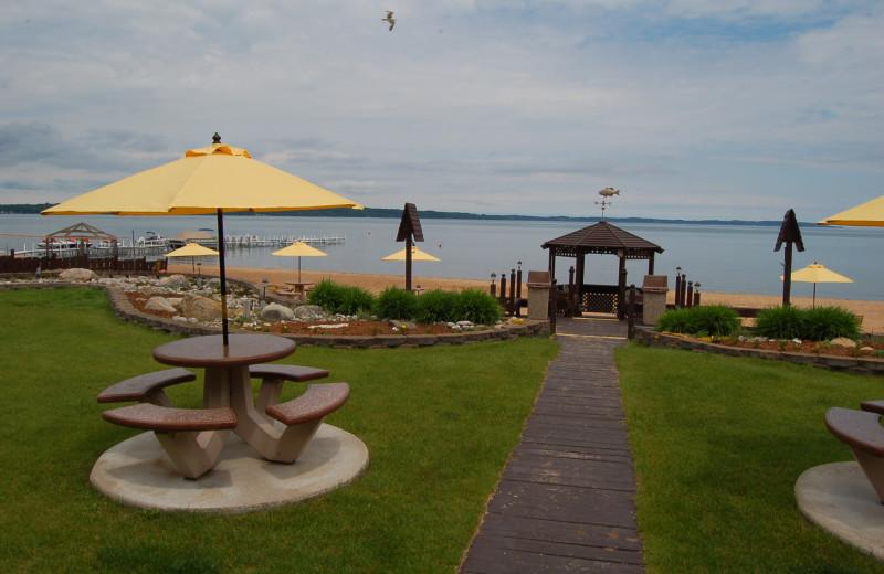 Picnics at The Beach Haus Resort.
