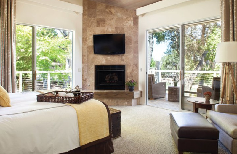 Guest Suite at Carmel Valley Ranch